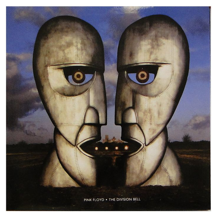 PINK FLOYD: THE DIVISION BELL.