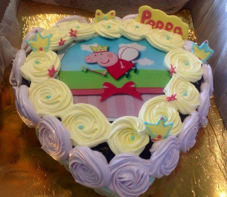 #cake Peppa