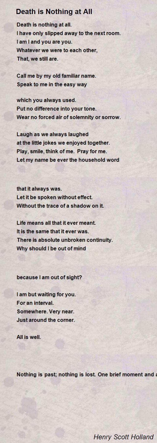 Best 25 Death poem ideas on Pinterest  Death quotes