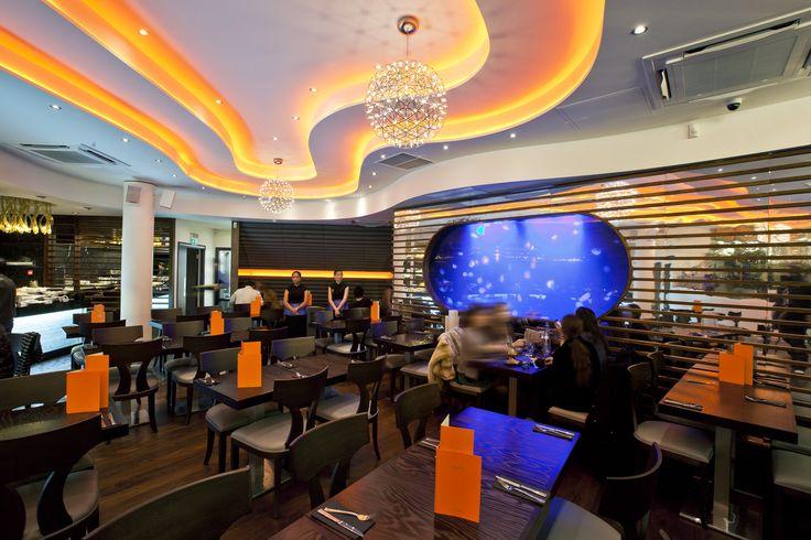 restaurante Chaophraya - Birmingham (Reino Unido)