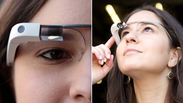 Google Glass: What They Can, Cant Do #technology #future