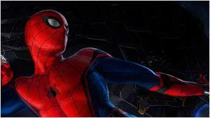 'Spider-Man: Homecoming': ¿Filtrada la primera imagen del póster de la película en solitario de Tom Holland?