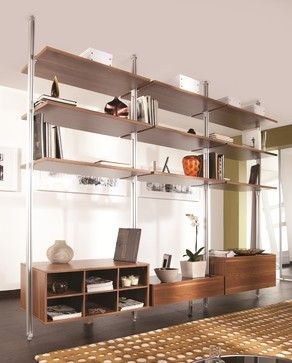 RELAX Wall Unit - Contemporary - Bedroom - New York - Mayor of Hardware