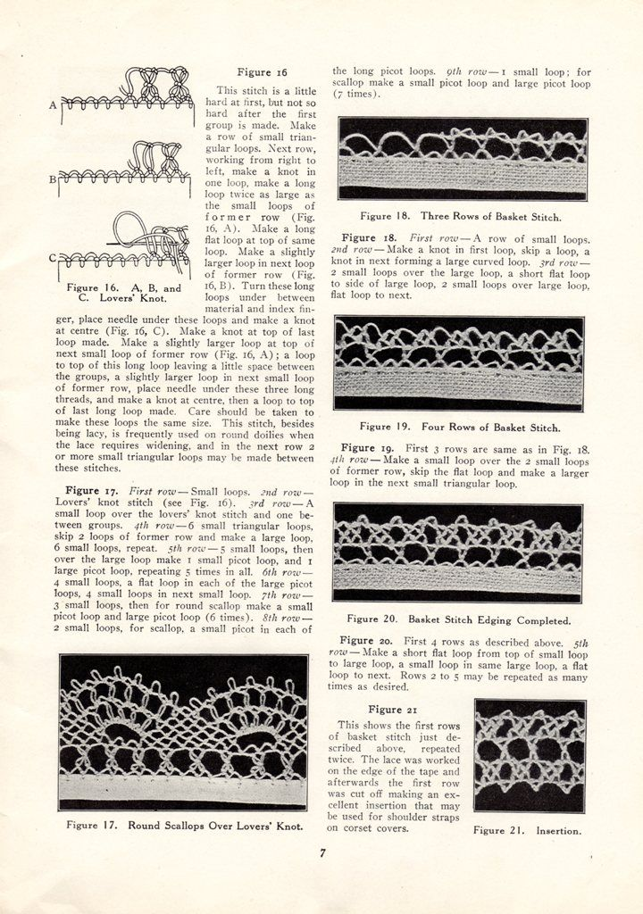 CouchCrochetCrumbs: Armenian Knotted Lace (Which is really just OYA but i suppose everyone wants a piece of this beauty)