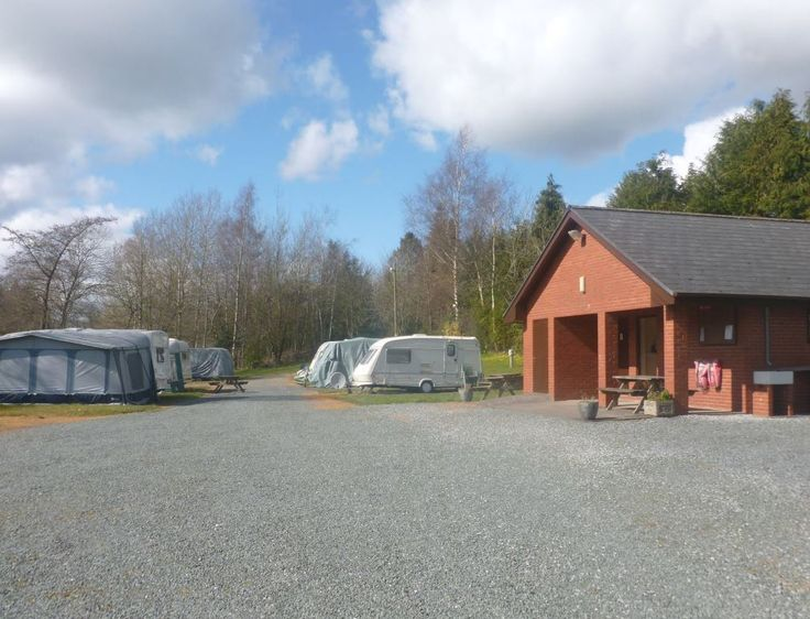 Dolswydd Caravan Park Penybont, Llandrindod Wells, Powys, UK, Wales. Campsite. Camping. Outdoors. Holiday. Outdoors Holiday. Travel. Pets Welcome. Walking. Cycling. Working Farm.