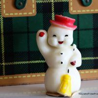 Vintage Gurley Christmas Candles