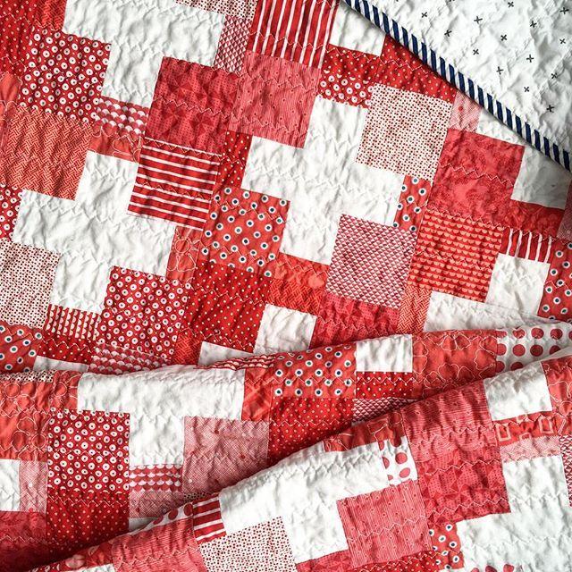 Swiss Plus quilt