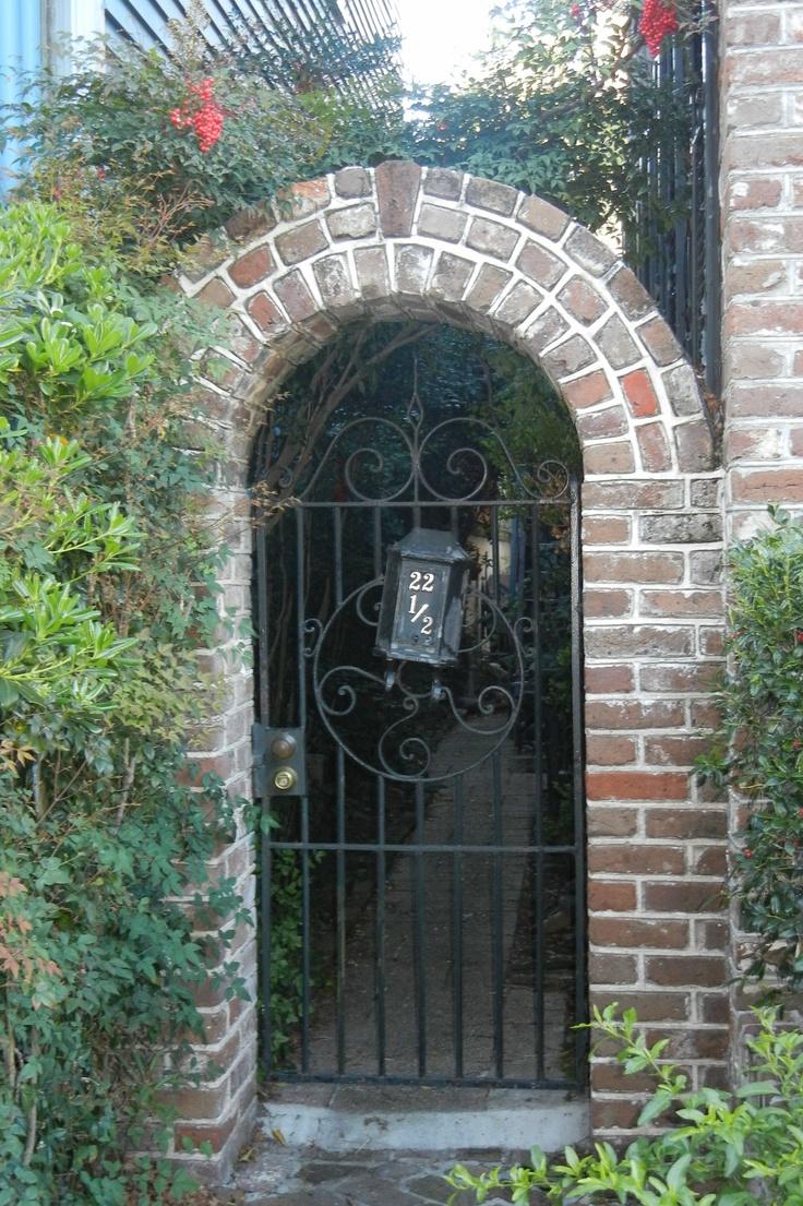 1000 Images About Charleston Gates Amp Iron Work On Pinterest