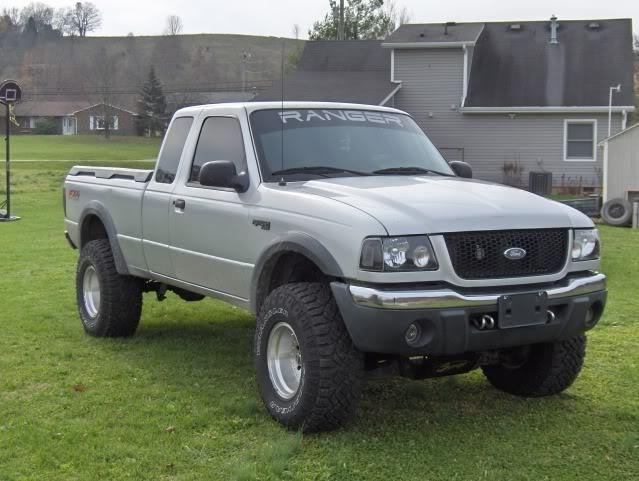 2002 ford ranger - 2002 Ford Ranger Interior