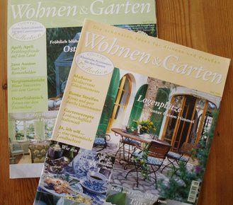 Amazing Wohnen u Garten Gartenzeitschrift Wohnheft