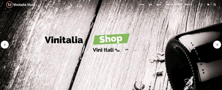 Vinitaliashop compra il tuo vino preferito e ricevilo a casa tua! Un'ampia selezione di Vini Rossi, Vini rosati, Vini Bianchi, Vini dolci e passiti, Spumanti da acquistare in pochi semplici clic #ViniRossi #ViniRosati #ViniBianchi
