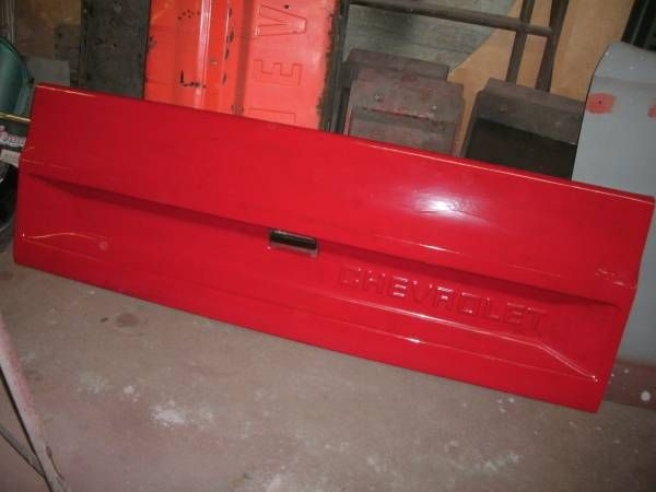 1973 87 Chevy Truck Tail Gate (bayville) $250