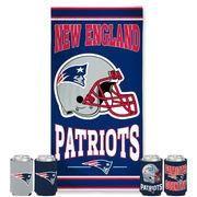 #NFLShop.com - #NFLShop.com New England Patriots WinCraft Beach Pack - AdoreWe.com