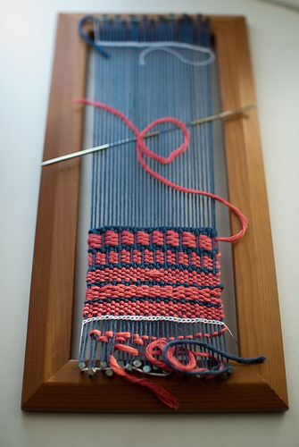 Project #6 in progress by Jane Dallaway, via Flickr