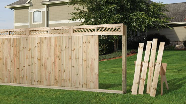 75 Best Fence Images On Pinterest Curb Appeal Fence