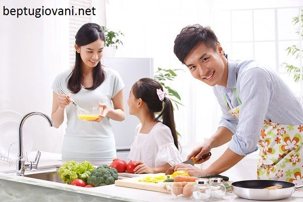 Bếp ga từ Giovani có ảnh hưởng đến sức khỏe không?