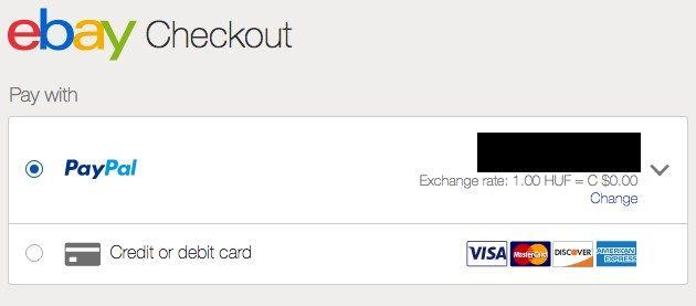 Tech: Van egy trükk az eBay rendszerében: ha ezt beállítja, sok ezret spórolhat - HVG.hu