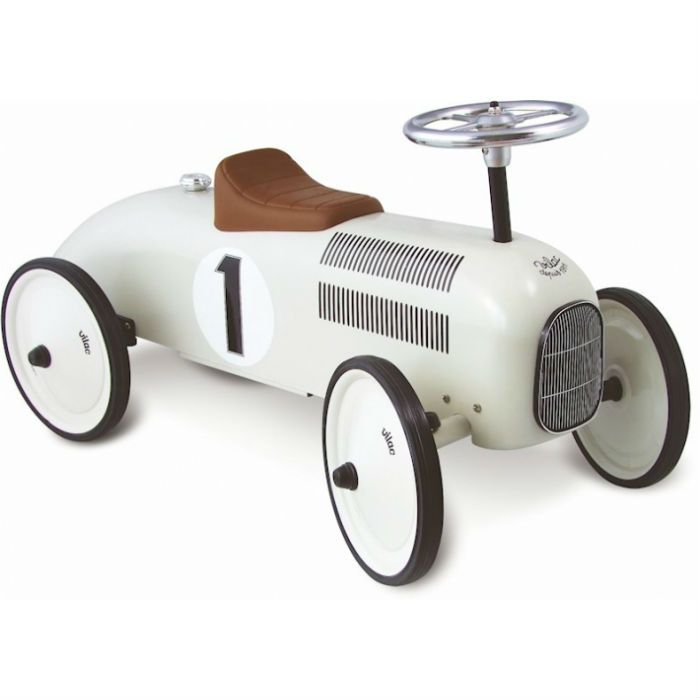 Sparkbil Classic Racing Vit