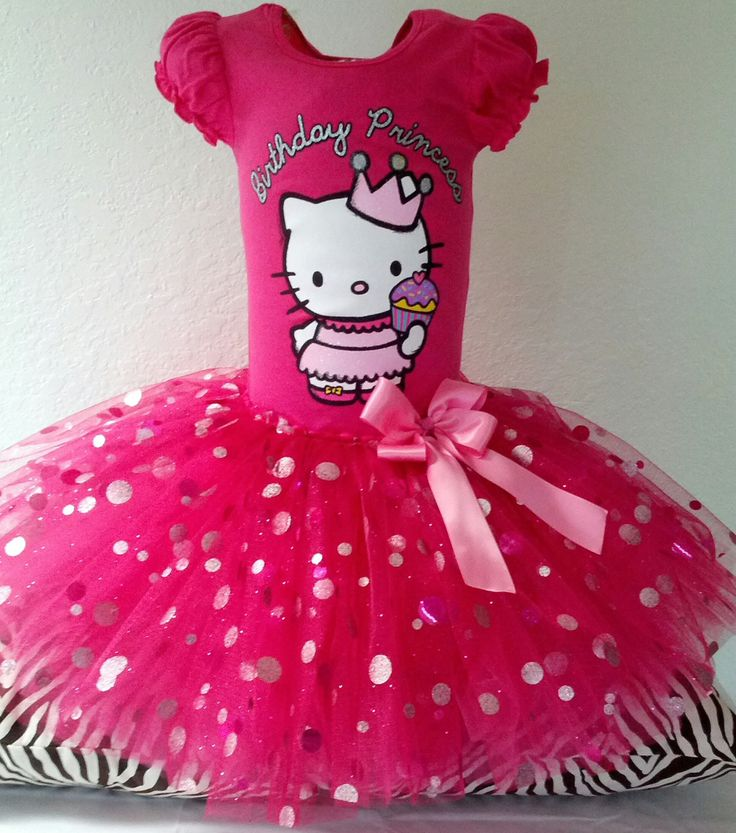 1000  ideas about Hello Kitty Tutu on Pinterest - Hello kitty ...