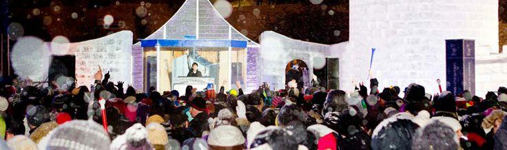Inscription aux activités | Carnaval de Québec 2014