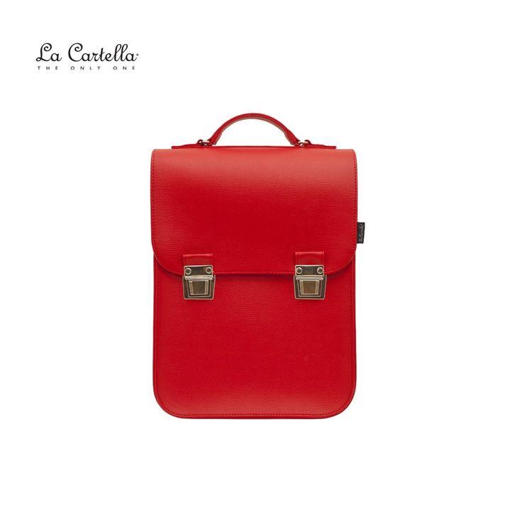 Up Deluxe Red #lacartella #knob_design
