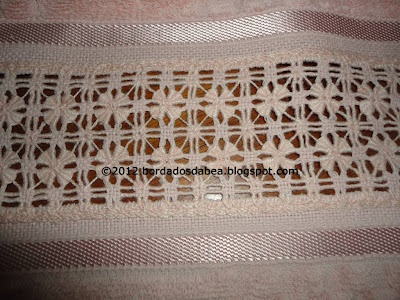 Drawn thread work- I still have aprons that my grandmother did drawn thread work and embroidery on. I love them.