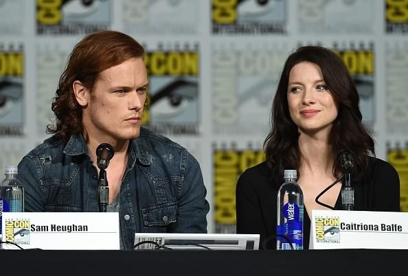 'Outlander' Season 2 Spoilers: 'Scenes Pretty Much Straight Out Of The Book' Said Author Diana Gabaldon - http://asianpin.com/outlander-season-2-spoilers-scenes-pretty-much-straight-out-of-the-book-said-author-diana-gabaldon/