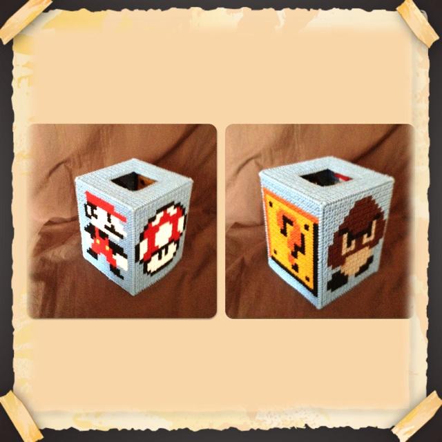 25 Unique Tissue Box Holder Ideas On Pinterest