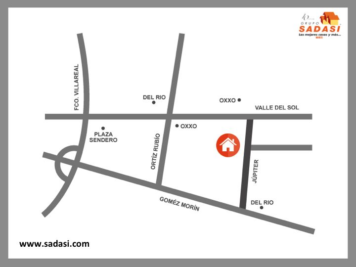 #gruposadasi LAS MEJORES CASAS DE MÉXICO. CANTO DE VERONA, es un fraccionamiento que tiene caseta de vigilancia con control de acceso automatizado, barda perimetral con malla electrificada, servicios subterráneos y cuatro modelos de vivienda con amplios interiores. En Grupo Sadasi, le invitamos a conocer este bonito desarrollo ubicado en Chihuahua, donde encontrará un nuevo estilo de vida. 01 (656) 6278567