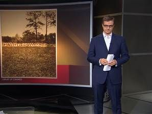 Video on nbcnews.com: Up host Chris Hayes outlines what you should know for the week to come, including the origins of Memorial Day that are based in Charleston, South Carolina, where recently freed slaves buried those who made the ultimate sacrifice for their liberation.
