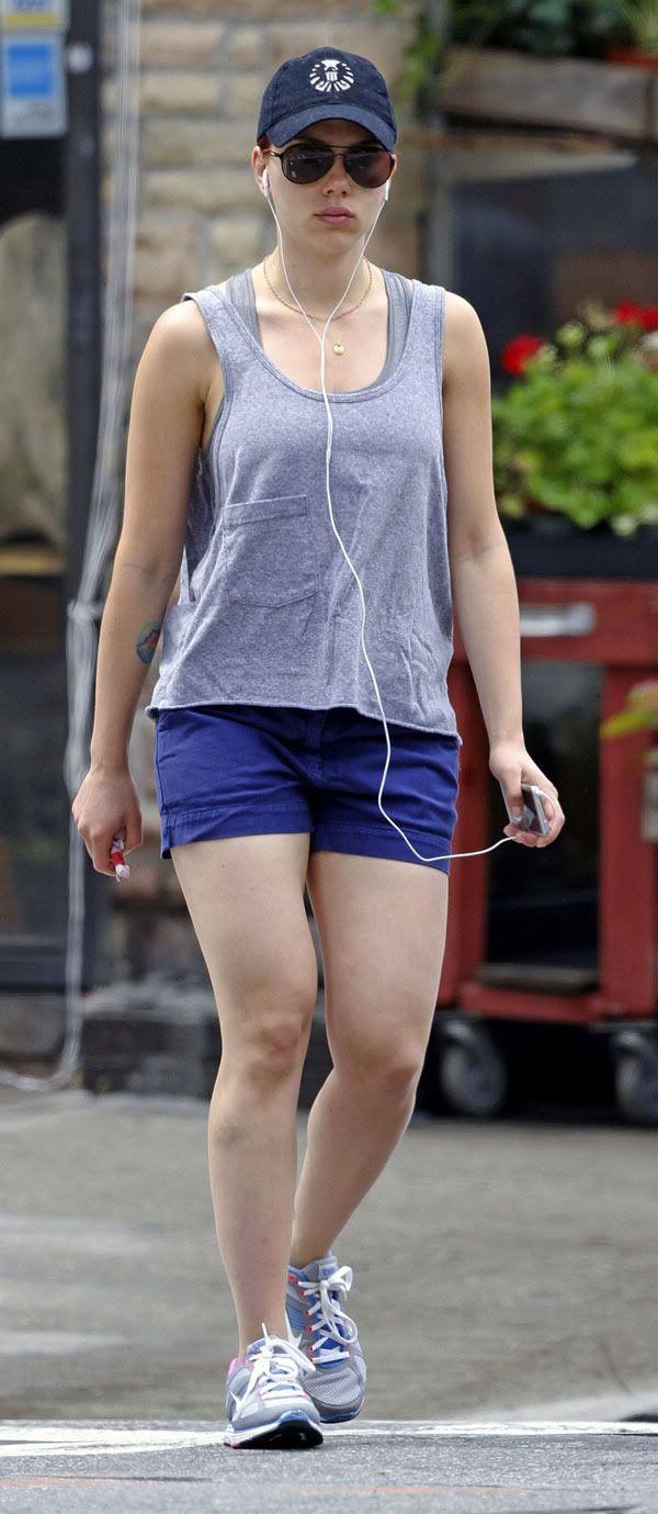scarlett johansson workout - Tìm với Google | Scarlett ...
