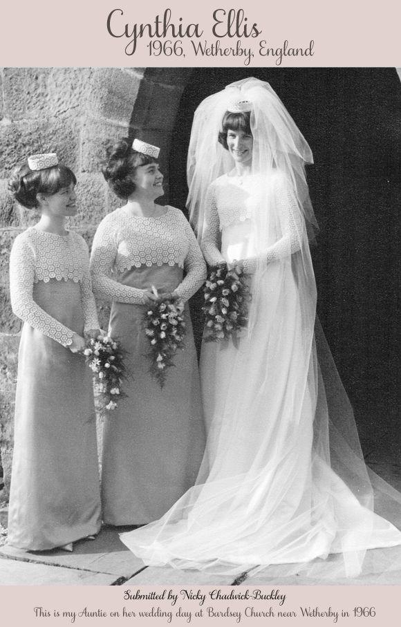 The Vintage Wedding Gallery ~ A Saturday Update... - Love My Dress UK Wedding Blog