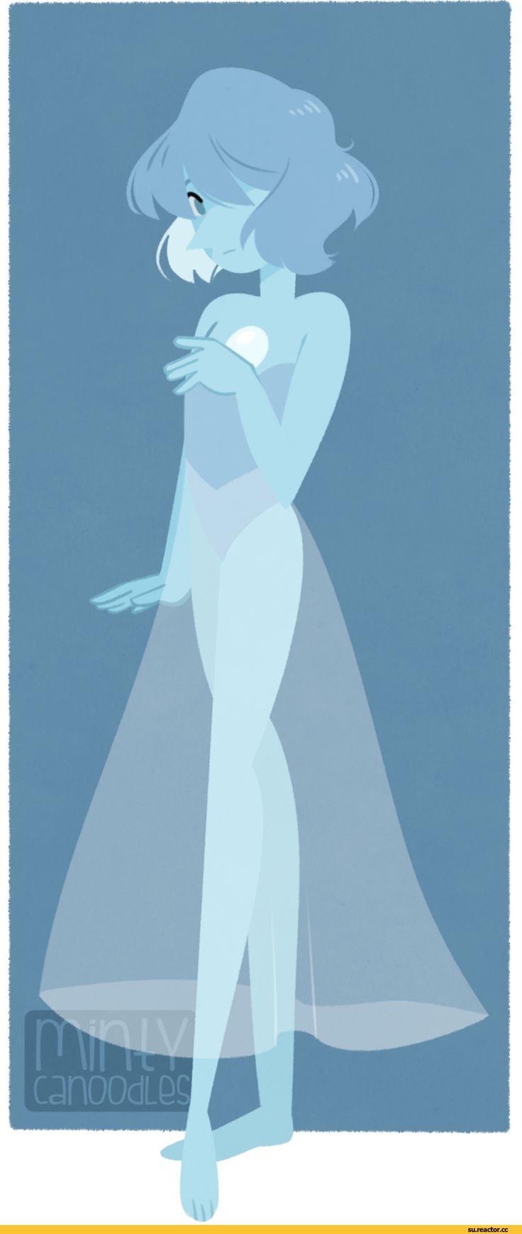 Steven universe,фэндомы,SU Персонажи,SU art,Blue Pearl