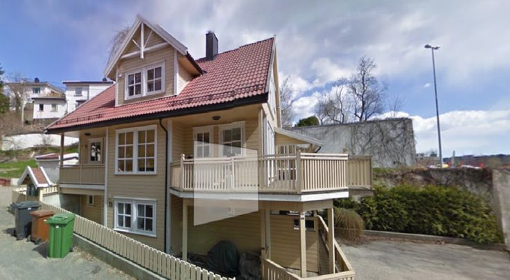 Flott leilighet med 2 soverom til leie i Hannevika
