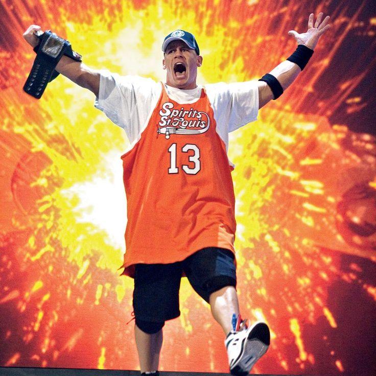 Die Evolution von John Cena: Fotos