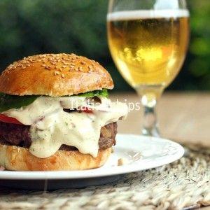 THE hamburger recipe