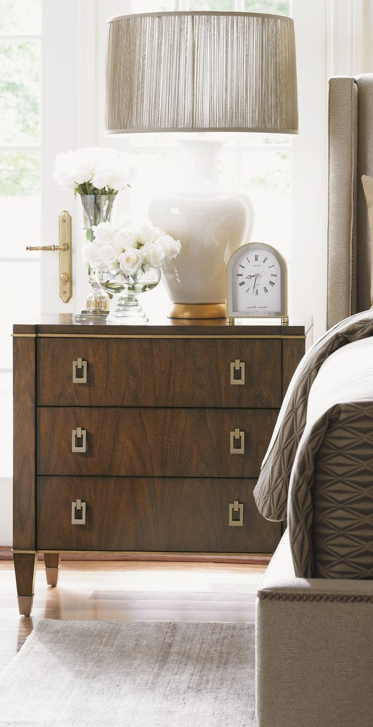 25 best ideas about modern bedside table on pinterest for Modern nightstand ideas
