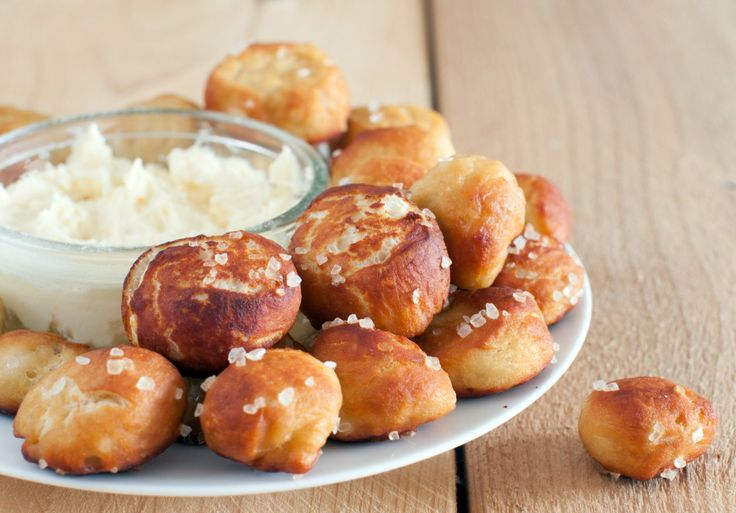 Here's How To Make The Easiest Soft Pretzel Bites At Home