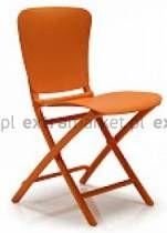 Krzesło składane Zac - extramarket.pl