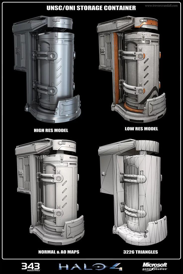Trevor Crandall - Halo 4