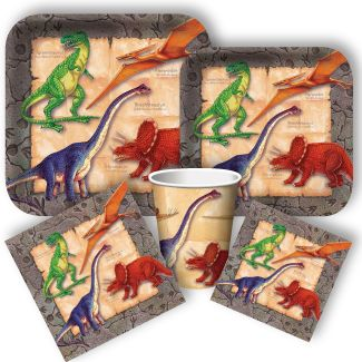 Dinosaur Party Supplies - Digging for Dinosaurs theme from www.DiscountPartySupplies.com