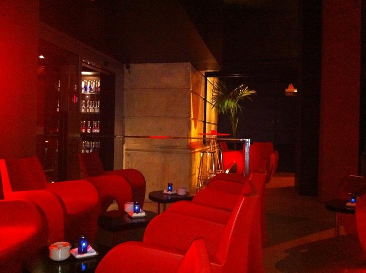 Axel Hotel Lounge