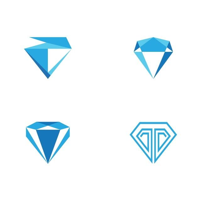 Diamond Logo Template Logo Icons Diamond Icons Template Icons Png And Vector With Transparent Background For Free Download Diamond Logo Logo Templates Free Logo Templates
