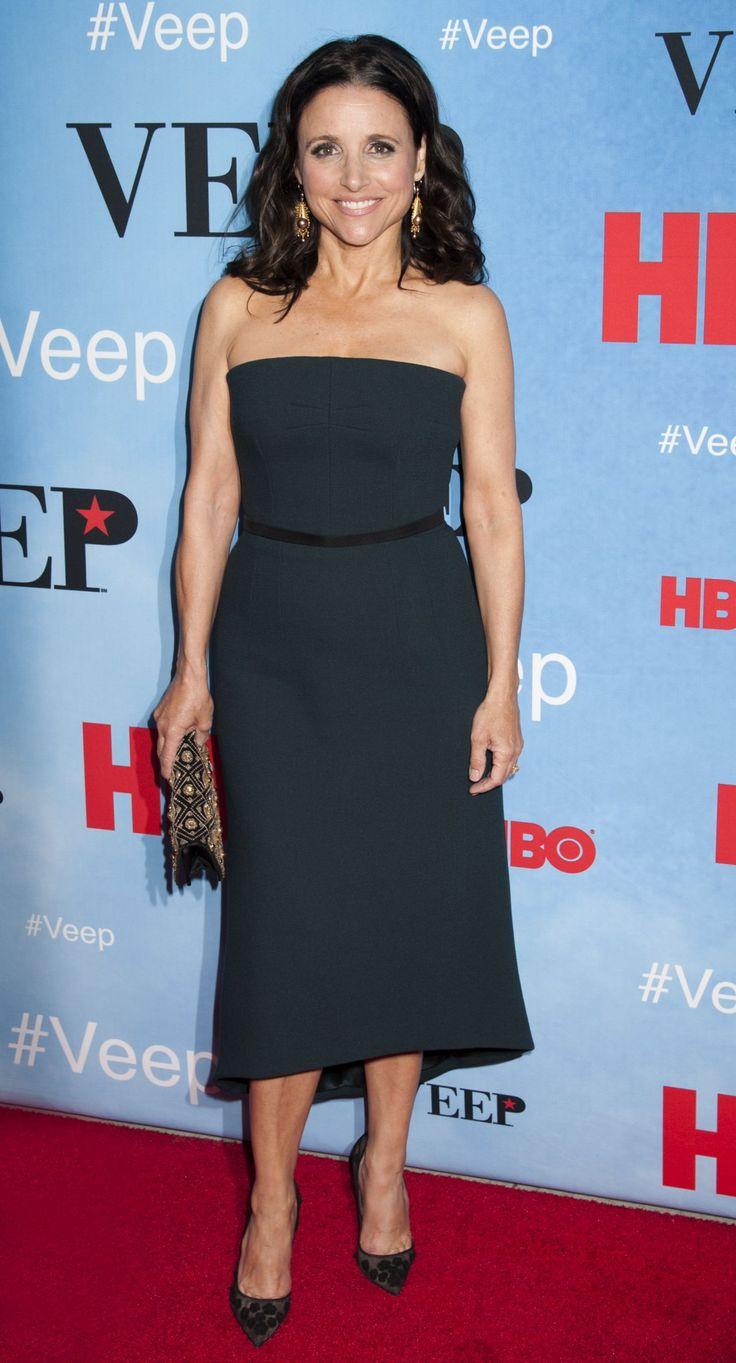 Julia Louis-Dreyfus - VEEP Season 4 Screening in New York City-2