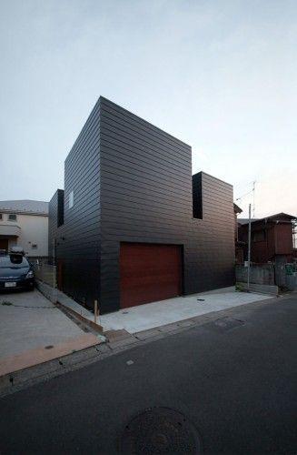 Private house Architects: THREE.BALL.CASCADE. Location: Hodogaya Ward, Yokohama, Kanagawa Prefecture, Japan