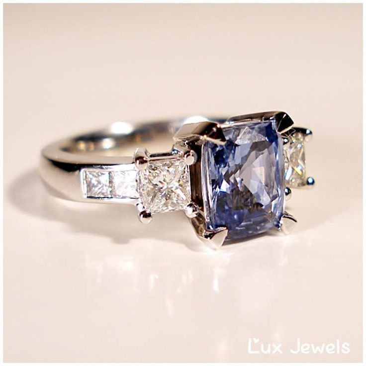 The Royal Rock! ladydiana made sapphire engagement rings royalty.  www.luxjewels.com