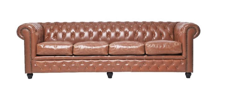 Check out this product on Alibaba.com APP Chesterfield Showroom Vintage Mokka 5 Seater sofa