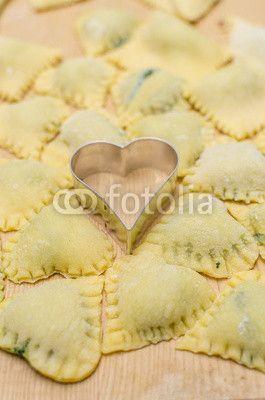cuore di ravioli