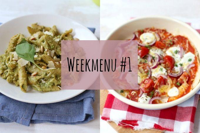 Vind je het moeilijk om te bedenken wat je moet eten elke week? Dan biedt Lekker en Simpel de helpende hand. We hebben een weekmenu voor je gemaakt.
