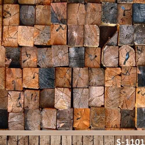 Computer Printed wood brick Wall 5X7ft Children Baby Vinyl Backgrounds Photography Photo Studio Backdrop